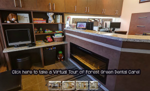 Virtual Tour of Forest Green Dental Care